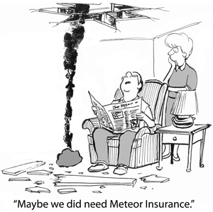 Maybe we did need Meteor Insurance